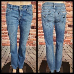 Hudson Bootcut Jeans Size 28